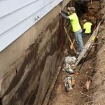 basement waterproofing glen burnie, waterproofing basement glen burnie, water damage glen burnie