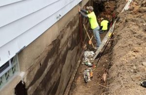 basement waterproofing glen burnie, waterproofing basement glen burnie, water damage glen burnie